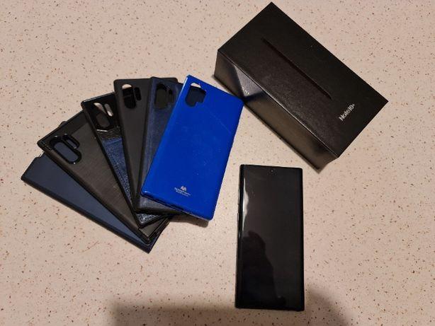 Samsung Galaxy Note 10 Plus + Aura Black 256/12GB