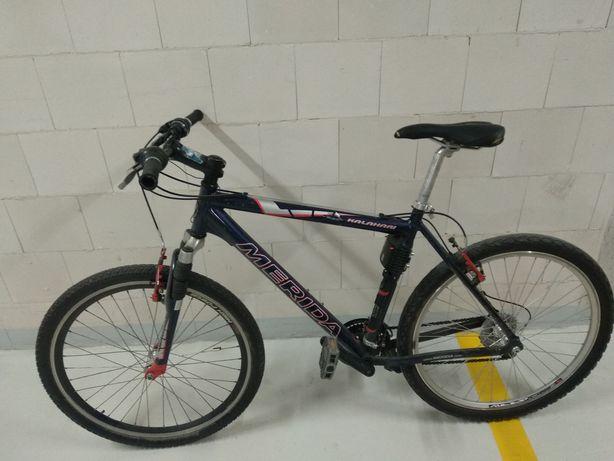 """Rower Merida Kalahari Shimano rama 20""""50cm koła 26"""""""