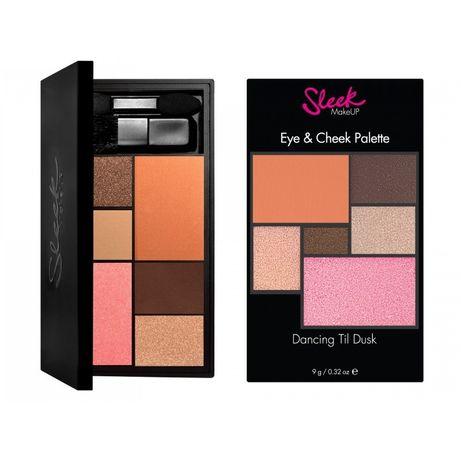 Sleek MakeUP - Eye and Cheek Palette - Dancing Til Dusk