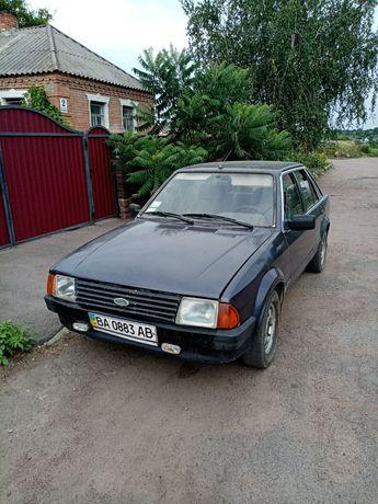 Форд Ескорт, 1,6, дизель , 1984