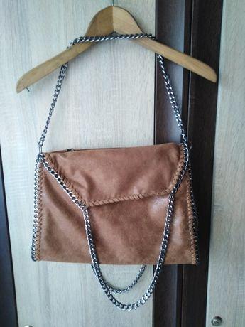 Piękna torebka z łańcuszkiem jak Stella Mccartney
