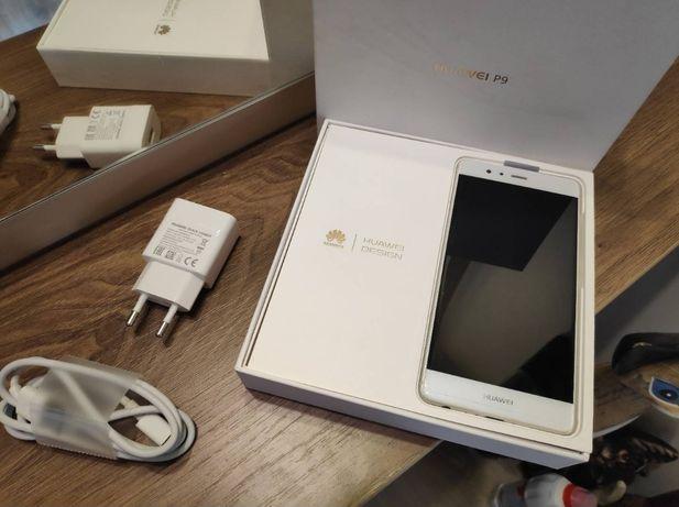 Huawei P9 + opaska + case