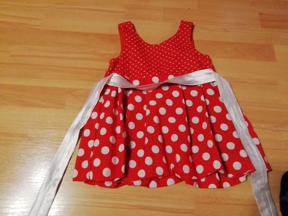 Sprzedam sukienkę roz.110 Gromnik - image 1
