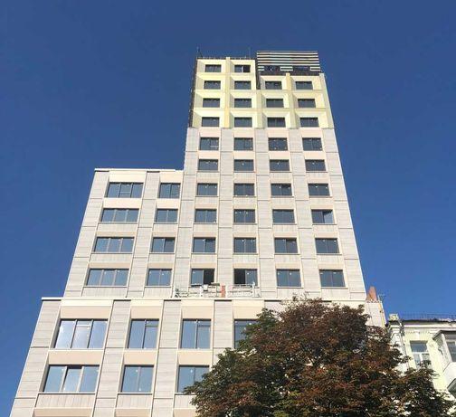 Продается 2-комнатная квартира в ЖК  Resident Concept House с террасой