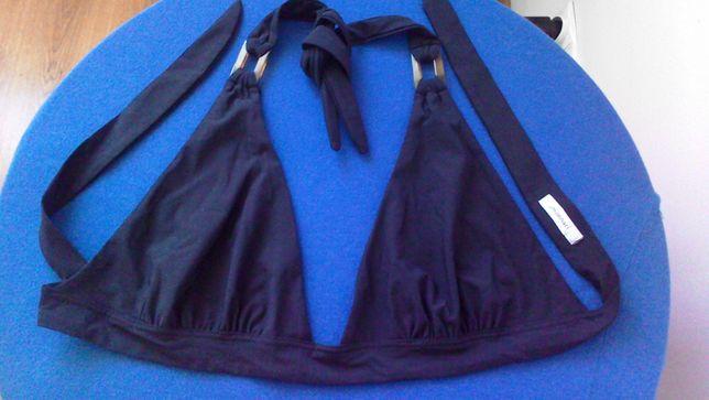 Monnari strój kąpielowy bikini czarny majtki S biustonosz uniwersalny