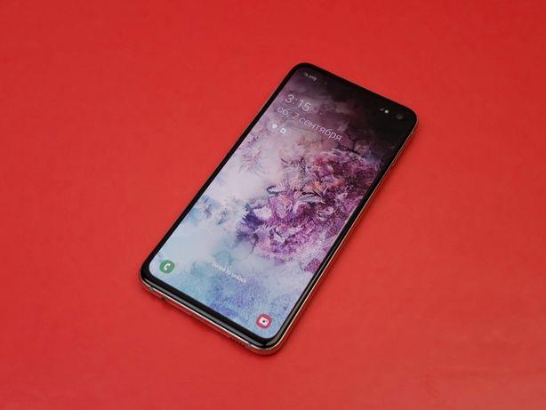 Samsung Galaxy S10e 128 Гб Перламутр — SM-G970U1 (не S9, S8)