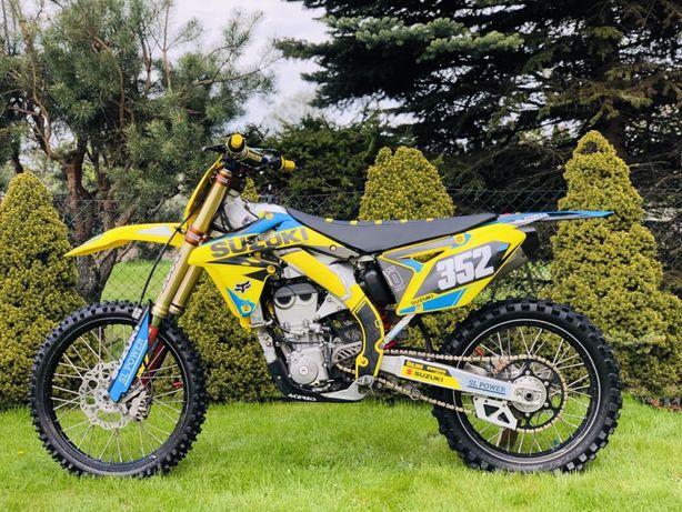 Suzuki RMZ 450 Doinwestowana