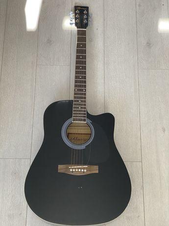 Gitara + pokrowiec