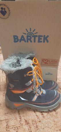 """Зимние термо- сапожки """"Bartek"""", 31 размер"""