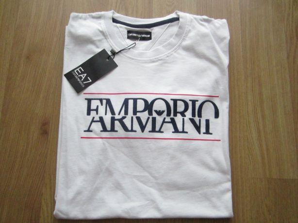 Armani - koszulka męska, 3XL.