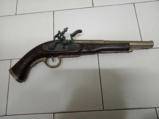 Réplica arma antiga coleção