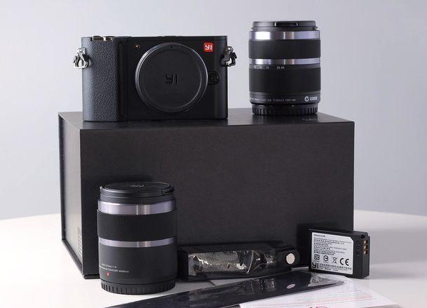 Камера фотоапарат Xiaomi Yi M1 фотоаппарат Digital Camera Sony IMX269