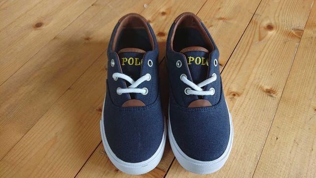 Buty Buciki Chłopięce Polo Ralph Lauren 27
