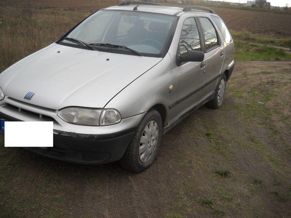 Fiat Palio Weekend zawieszenie- elementy zawieszenia 1.2 benzyna Krotoszyn - image 1