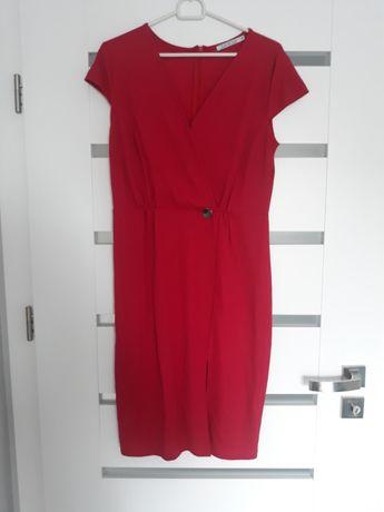 Elegancka sukienka do karmienia piersią