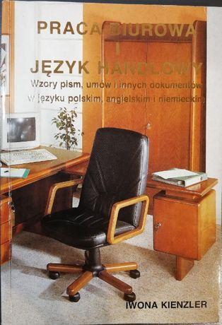 Praca biurowa i język handlowy Wzory niemieckich listów