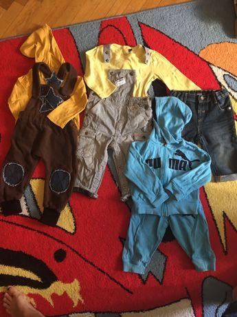 Комплект одежды на 1-1,5 лет