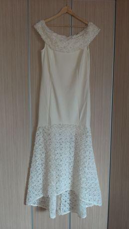 Шикарное платье свадебное,  выпускное, вечернее. Новое!