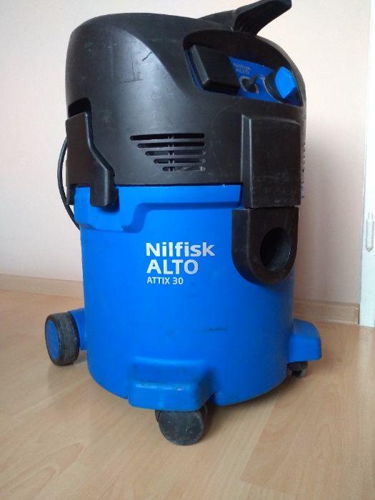 Odkurzacz przemysłowy NILFISK Janikowo - image 1
