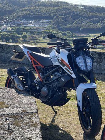 KTM Duke 125cc 2019