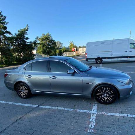 BMW E60 520D Elegancki. Chiptuning na 200 km .Możliwość Zamiany