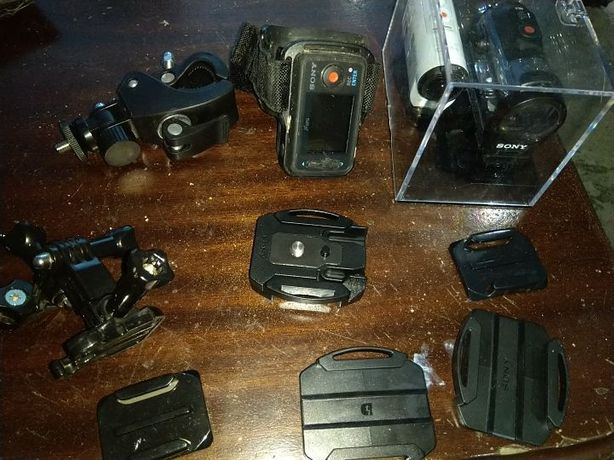 Sony Hdr-AZ1 action cam