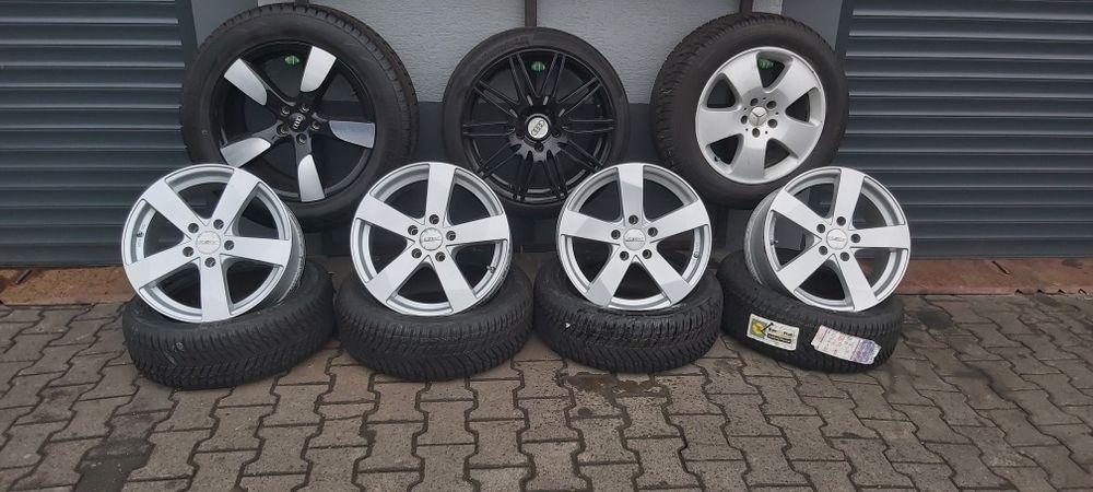 "Felgi Aluminiowe 17"" 5x120 BMW VW T5 T6 Insignia Kozy - image 1"