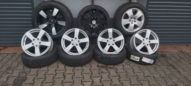 "Felgi Aluminiowe 17"" 5x120 BMW VW T5 T6 Insignia"