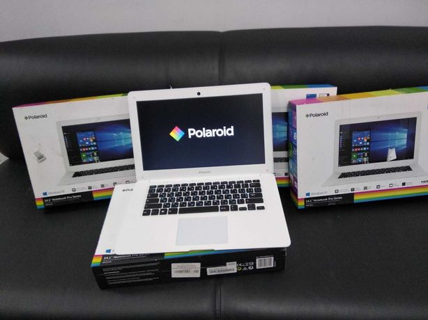 Ноутбук для школи офісу тонкий легкий білий дистанційного навчання бу