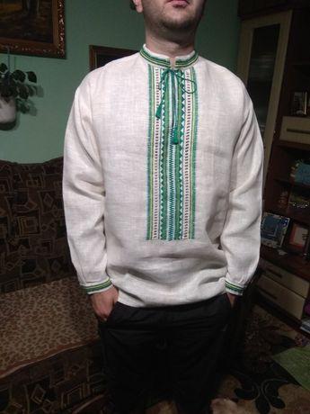 Чоловіча вишиванка 48-50р