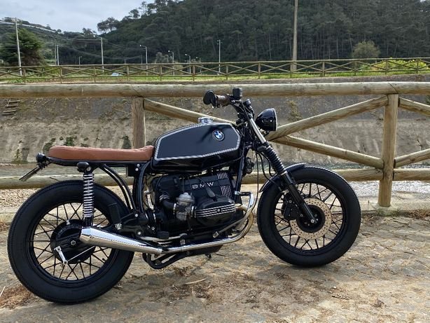 BMW R45 - Cafe Racer