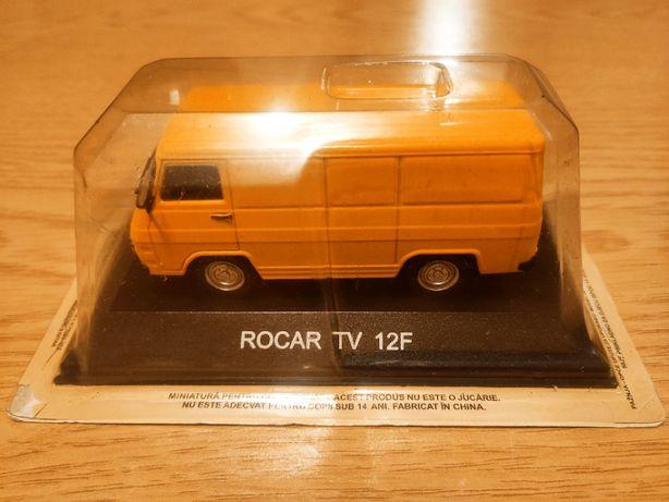 Модель Rocar TV-12F 1/43 Автолегенды СССР бесплатная доставка Укрпочта