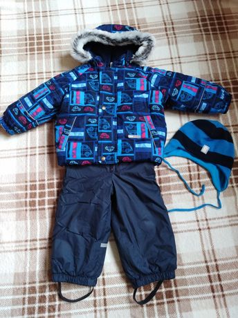 Зимний костюм Lenne