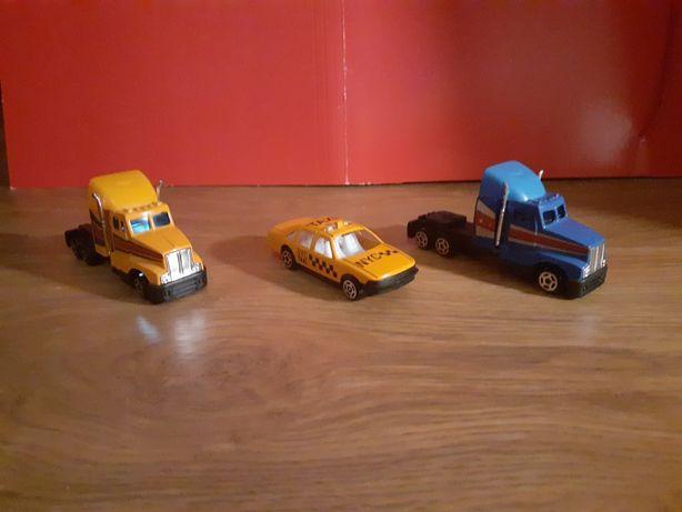 Samochodzik figurki