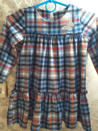 Платье нарядное р.110