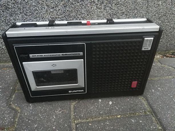 Magnetofon Unitra