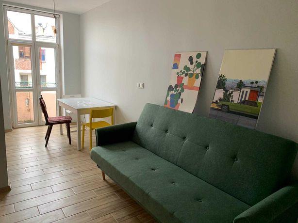 Słoneczne mieszkanie 2-pokojowe z balkonem OD GRUDNIA