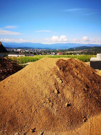Zwietrzelina kliniec pospółka piasek żwir grys otoczaki