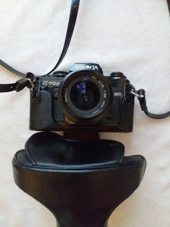 Aparat Fotograficzny Minolta x 700