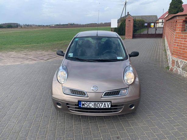 Nissan Micra 2008r Sprawna klimatyzacja polift