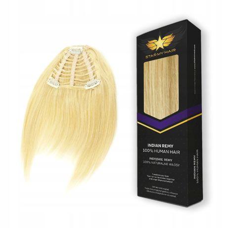 GRZYWKA dopinana CLIP IN włosy naturalne DOPINKA