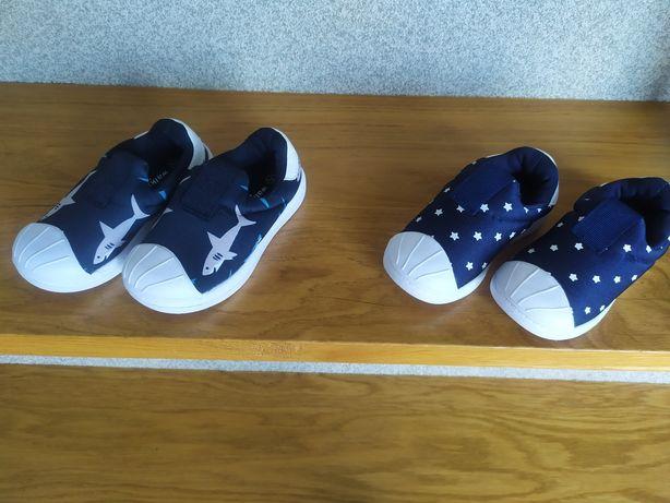 Buty dziecięce tenisówki r. 24 i 25