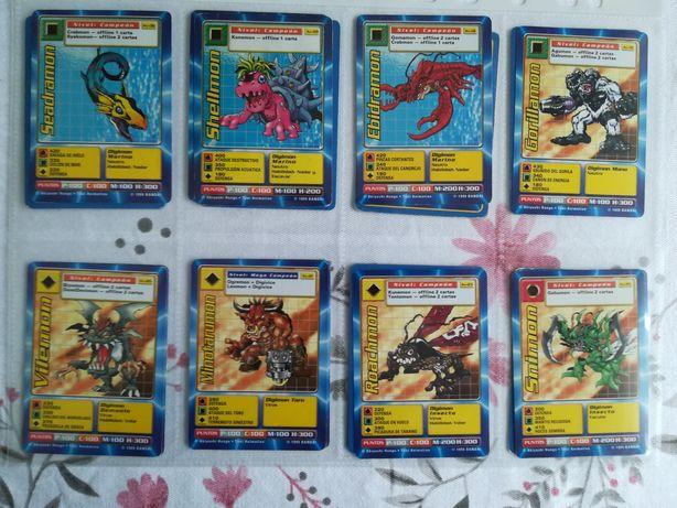 Cartas Digimon - Bandai