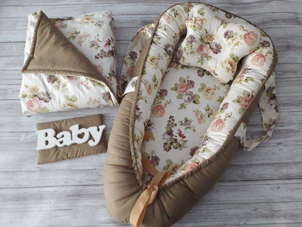 Конверт,плед на выписку,гнездышко,кокон,подушка комплект для малыша