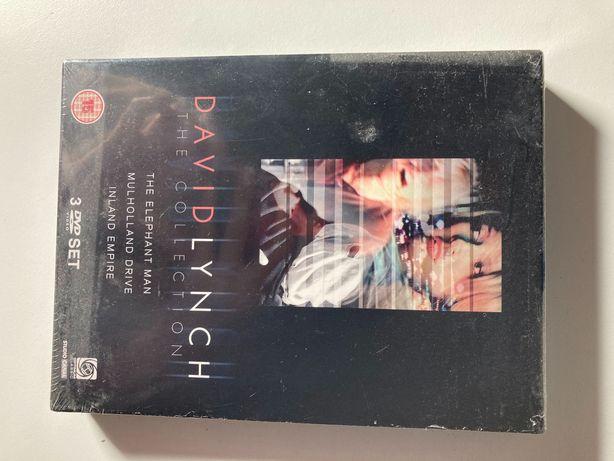 David Lynch trilogia