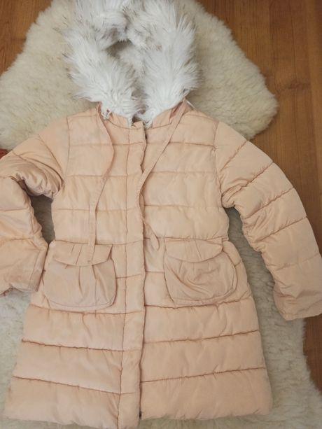 Пуховик пальто куртка для девочки