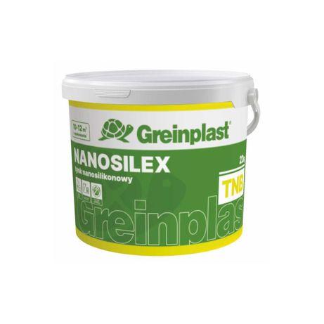 Tynk nanosilikonowy Greinplast Nanosilex TNB 22Kg
