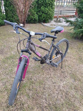 Rower górski dla dziweczynki