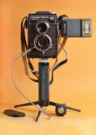Продаю среднеформатный фотоаппарат Любитель 166 универсал