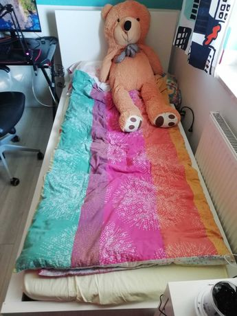 Łóżko Ikea Malm 120x200